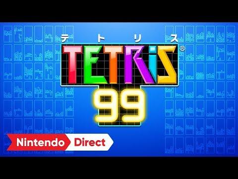Tetris 99 Trailer de présentation de