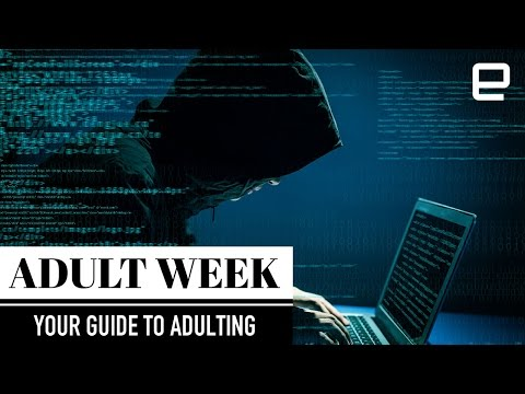 Take online security seriously | Adult Week