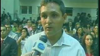 Assembléia de Deus Missão - Uberlândia - Homenagem ao Pr José Braga.flv