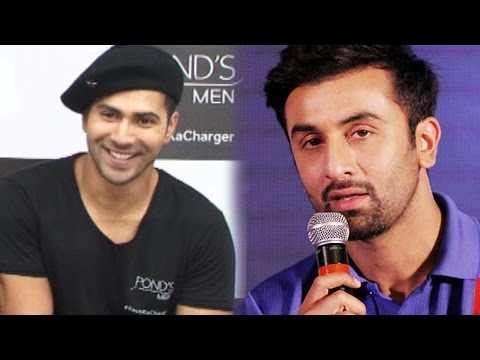 Varun Dhawan REACTS On Defeating Ranbir Kapoor!