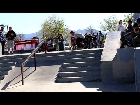 Sierra Vista Skate Comp 2014
