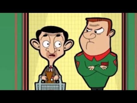 Watching Bean   Funny Episodes   Mr Bean Official - Thời lượng: 40 phút.