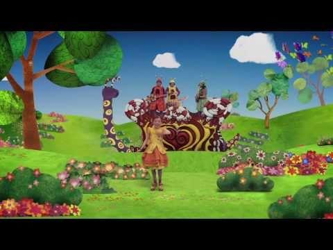 Quiero una Ensalada - El jardín de Clarilú - Muy Pronto en Disney Junior