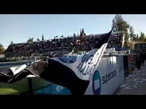 recibimiento de los caudillos del parque vs villa dalmine - Los Caudillos del Parque - Independiente Rivadavia