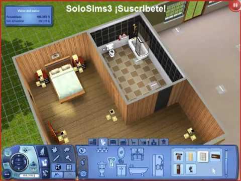 Video 4 de Los Sims 3:  Crear tu casa parte 4