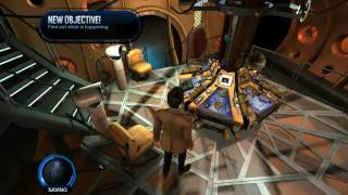 Doctor Who: The Adventure Games - Tardis - Full Walkthrough Part 2/3 - HD