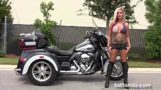 3. Used 2013 Harley Davidson Tri Glide Trike for sale