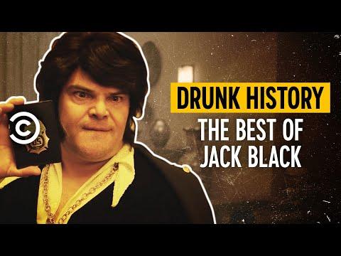 The Best of Jack Black - Drunk History