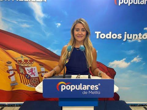 """Acedo: """"CPM y PSOE mantienen a un presidente tránsfuga para evitar que el Gobierno penda de un hilo"""""""