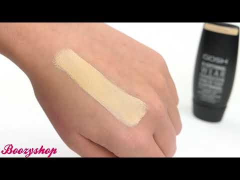 Gosh Gosh X-Ceptional Wear Make-up 12 Natural