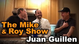 Mike & Roy Interview Juan Guillen