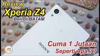 Video REVIEW Xperia Z4 dari BATAM Cuma SEJUTAAN Seperti APA.?? MP3, 3GP, MP4, WEBM, AVI, FLV September 2017