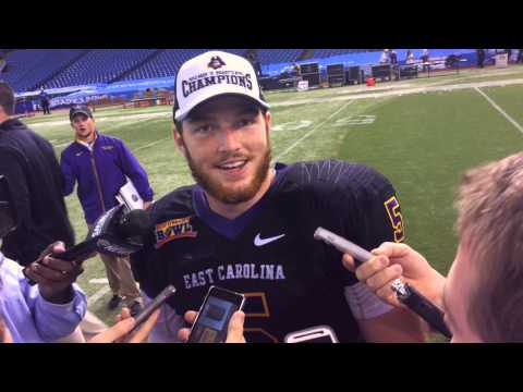 Shane Carden Interview 12/23/2013 video.