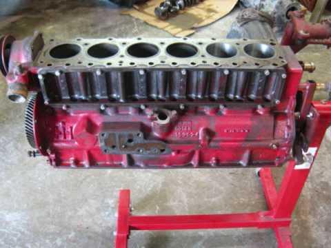 Farmall 460 restoration