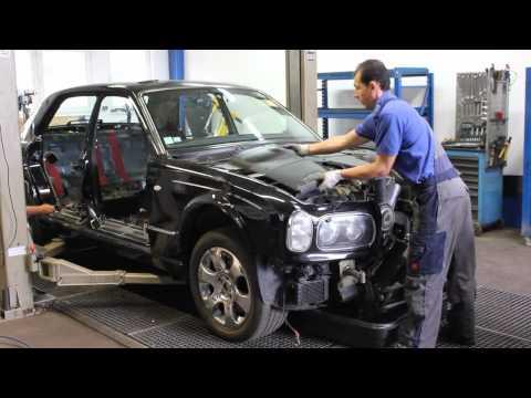 Bentley arnage parts фото