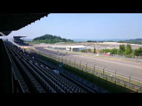 Nürburgring motorrad Training 2015