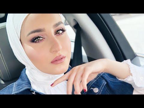 مكياج زهري ناعم