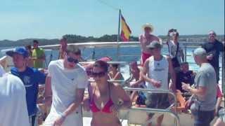 Download Lagu HTIDintheSUN12 Gabber Yacht party Mp3