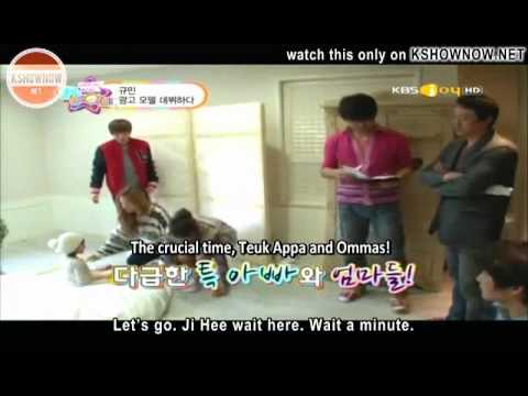 [eng Sub] Hello Baby - Sistar & Leeteuk Ep 09 [6/7] {re-up}