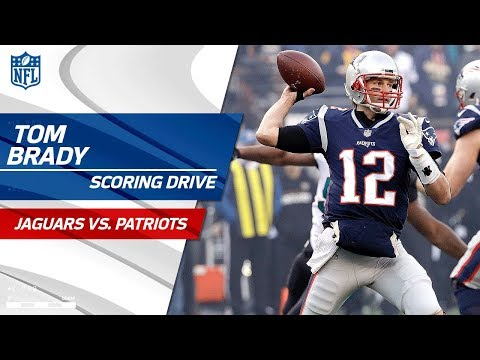 Video: Tom Brady Converts Early 4th Down to Set Up Pats FG! | Jaguars vs. Patriots | AFC Championship HLs