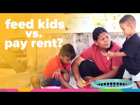 Feed Kids Or Pay Rent? | Thailand | Orphan's Promise