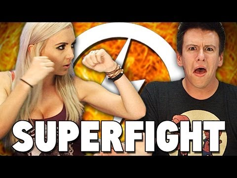 Jessica - Jessica Nigri gets in a Superfight with Phil Defranco and Steve Zaragoza! Wanna play? Buy Superfight here: http://bit.ly/1rViOg0 Or get OUR official app here...