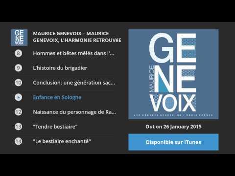 Vid�o de Maurice Genevoix