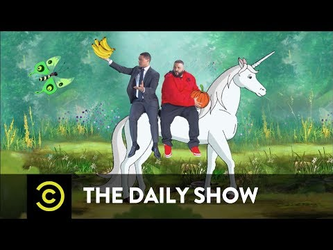 DJ Khaled's World of Positivity: The Daily Show