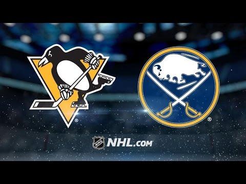 Pittsburgh Penguins Vs. Buffalo Sabres | NHL Game Recap | March 21, 2017