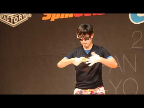 YoYoFactory Presents: Hiroyuki Suzuki 2012 Japan National 1A Champion - YouTube