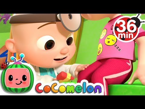 The Doctor Checkup Song + More Nursery Rhymes & Kids Songs - CoCoMelon - Thời lượng: 36:44.