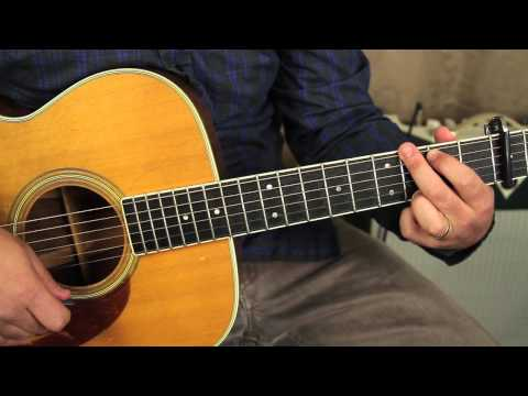 Jack Johnson – Angel – Easy Acoustic Songs on Guitar – Guitar Lessons – How to play