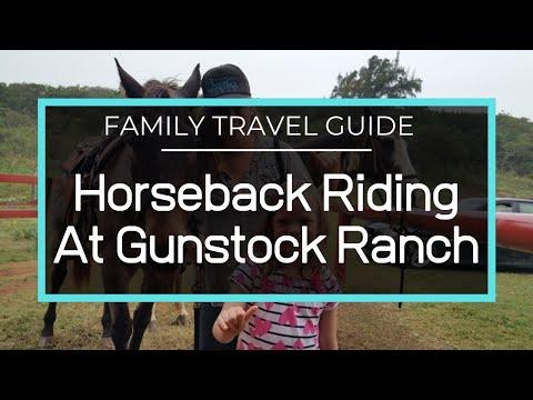 Gunstock Ranch - Horseback Riding in Oahu, Hawaii