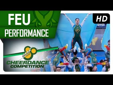 UAAP 80 Cheerdance Competition | Performance | Far Eastern University
