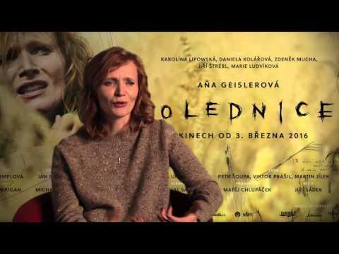 Podívejte se na film o filmu Polednice. Jak natáčení prožívala hlavní hrdinka?