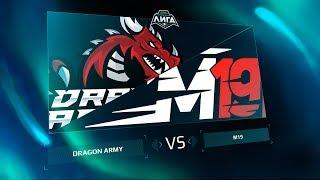 DA vs M19 — Неделя 4, День 1 / LCL