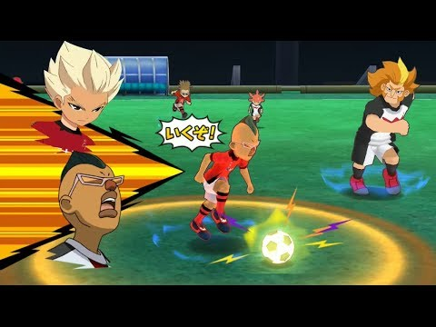 Inazuma Eleven Go Strikers 2013! Inazuma Ares Vs Zero Wii 1080p (Dolphin/Gameplay)