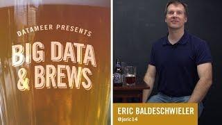 Big Data&Brews: Eric Baldeschwieler On The History Of Hadoop And The Beginnings Of YARN