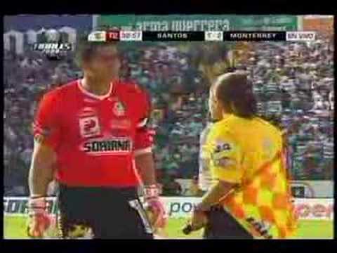 Santos Laguna vs Monterrey