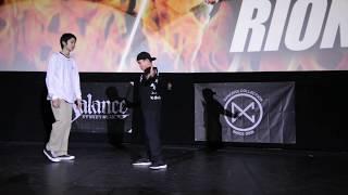 YouTee vs Rion – D-PRIDE ライト級 BEST16