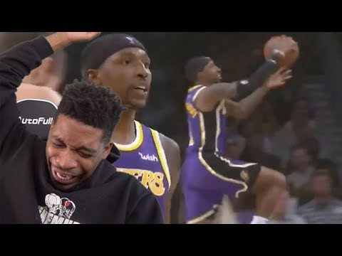 KCP AIRBALLING LAYUPS NOW SMH.. Los Angeles Lakers vs Miami Heat - Full Game Highlights