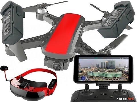 1080P HD, BR, 2 EKSEN GİMBAL, OPTİK AKIŞ SENSÖR, ORBİT, FPV, FOLLOW ME, RTH DRONE