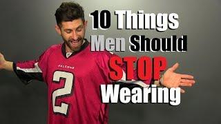 Video 10 Items Men Need To STOP Wearing! MP3, 3GP, MP4, WEBM, AVI, FLV November 2018