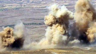 Минометчики обстреляли сирийских солдат с территории Турции