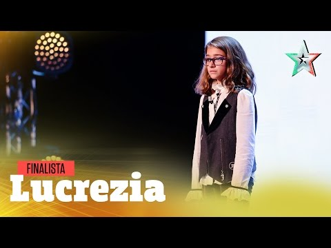 lucrezia a italia's got a talent: la standing ovation