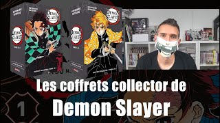 Demon slayer - Les coffrets collector du manga