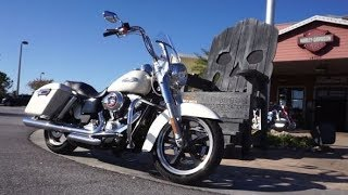 5. 2014 Harley-Davidson Dyna Switchback Overview plus Vance and Hines Exhaust noises!