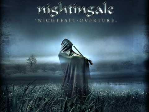 Nightingale - Nightfall Overture online metal music video by NIGHTINGALE