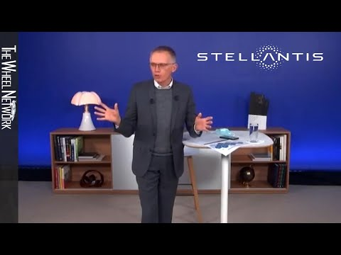 Stellantis Press Conference with Carlos Tavares – Merger of FCA and Groupe PSA Media Briefing
