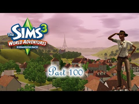 THE FINALE | The Sims 3 | World Adventures - Part 100